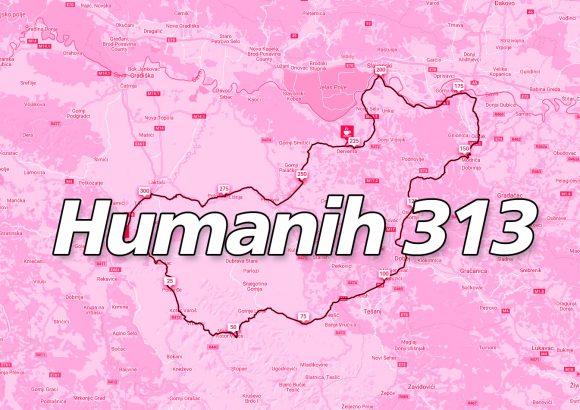 Humanih 313 – dugometražna vožnja humanitarnog karaktera
