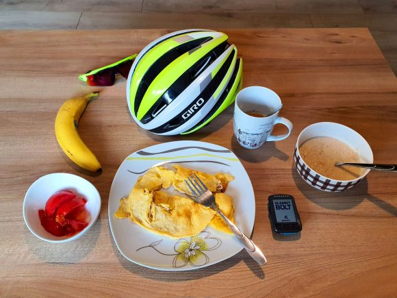 Biciklistička ishrana – šta, kad i koliko jesti